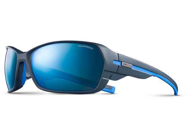 Julbo Dirt² Polarized 3CF Sunglasses Dark Blue/Blue-Blue